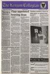 Kenyon Collegian - April 25, 1996