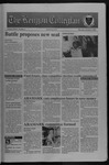 Kenyon Collegian - October 3, 1996