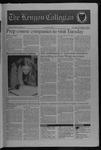 Kenyon Collegian - November 7, 1996