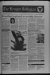 Kenyon Collegian - April 3, 1997