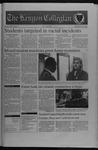 Kenyon Collegian - October 2, 1997