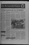Kenyon Collegian - October 23, 1997