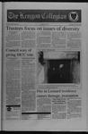 Kenyon Collegian - October 30, 1997