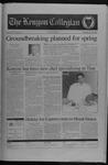 Kenyon Collegian - November 13, 1997