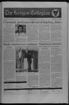 Kenyon Collegian - January 22, 1998