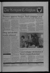 Kenyon Collegian - February 26, 1998