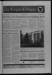 Kenyon Collegian - April 2, 1998