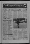Kenyon Collegian - April 23, 1998