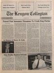 Kenyon Collegian - September 13, 1990