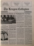 Kenyon Collegian - January 31, 1991