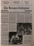 Kenyon Collegian - February 21, 1991