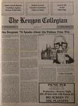 Kenyon Collegian - April 25, 1991