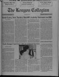 Kenyon Collegian - September 26, 1991