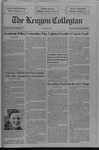 Kenyon Collegian - February 20, 1992