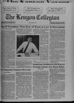 Kenyon Collegian - February 18, 1993