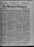 Kenyon Collegian - February 25, 1993
