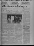 Kenyon Collegian - April 15, 1993