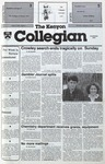 Kenyon Collegian - September 12, 1985