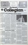 Kenyon Collegian - September 26, 1985