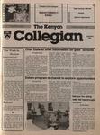 Kenyon Collegian - October 17, 1985