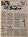 Kenyon Collegian - October 24, 1985