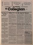 Kenyon Collegian - November 14, 1985