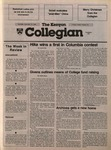 Kenyon Collegian - December 12, 1985