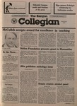 Kenyon Collegian - January 23, 1986