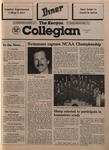 Kenyon Collegian - March 27, 1986