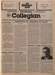 Kenyon Collegian - April 10, 1986