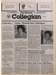 Kenyon Collegian - April 24, 1986