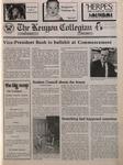 Kenyon Collegian - May 1, 1986