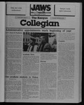 Kenyon Collegian - September 4, 1986