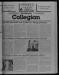 Kenyon Collegian - November 13, 1986