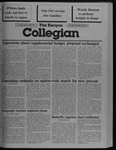 Kenyon Collegian - November 20, 1986