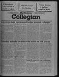 Kenyon Collegian - November 20, 1986