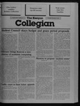 Kenyon Collegian - December 4, 1986