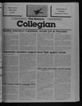Kenyon Collegian - January 29, 1987