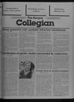 Kenyon Collegian - February 5, 1987