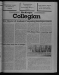 Kenyon Collegian - February 12, 1987