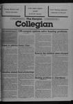 Kenyon Collegian - March 5, 1987