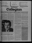 Kenyon Collegian - April 9, 1987