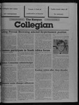 Kenyon Collegian - April 30, 1987