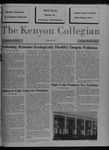 Kenyon Collegian - September 24, 1987