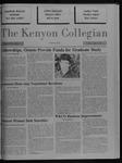 Kenyon Collegian - October 1, 1987