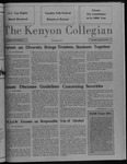 Kenyon Collegian - October 22, 1987