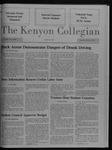 Kenyon Collegian - October 29, 1987