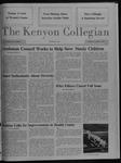 Kenyon Collegian - November 12, 1987