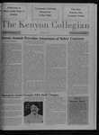 Kenyon Collegian - January 21, 1988