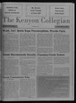Kenyon Collegian - January 28, 1988